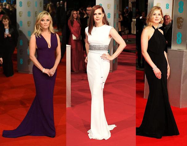 BAFTAS 2015 Red Carpet