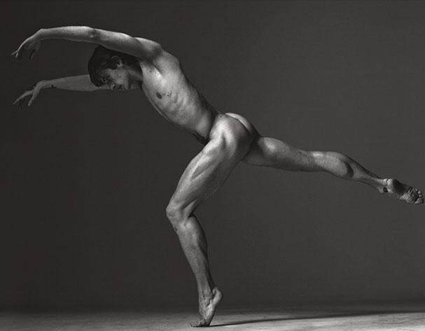 Sergei Polunin Ballet Dancing to Hozier