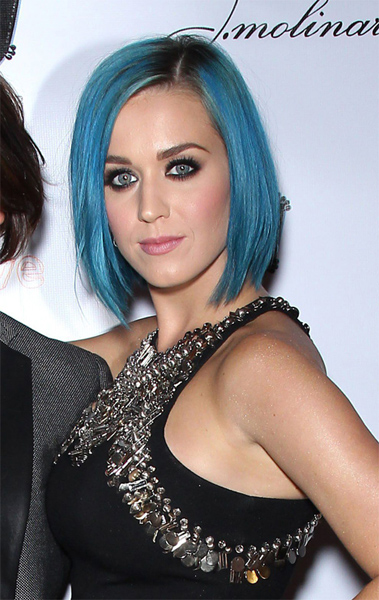 Katy Perry Hair Inspiration