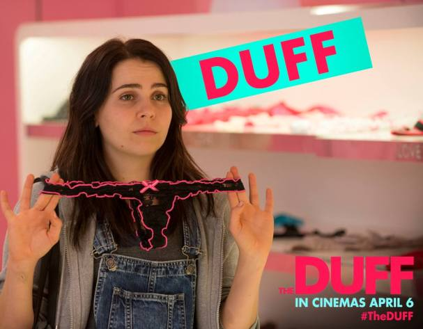 The Duff Film Trailer