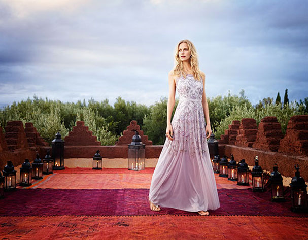 The New Face of Monsoon: Poppy Delevingne