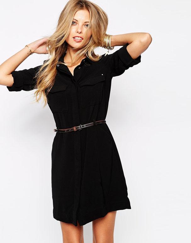 mango-shirt-dress