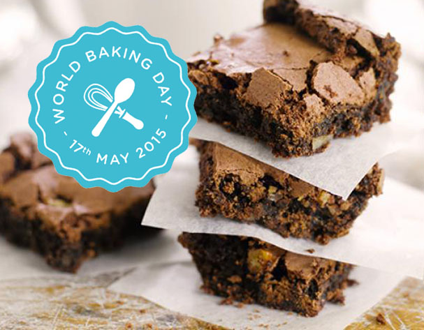 Sponsored: Bake yourself happy on World Baking Day!