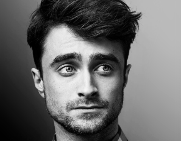 Daniel Radcliffe wins 2015 Rear of the Year!