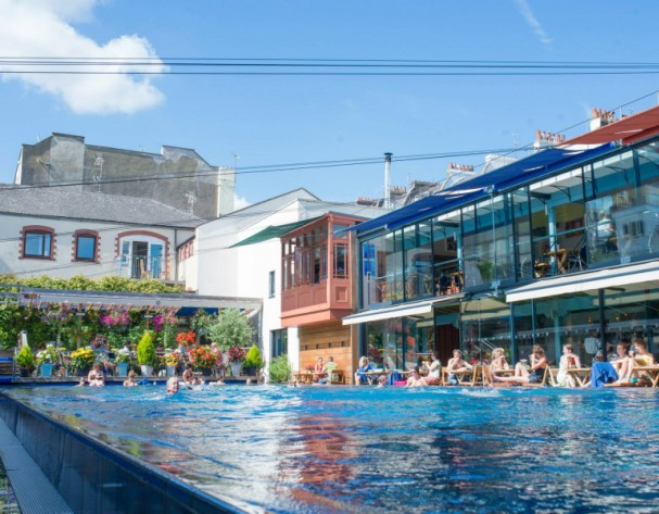 Making a splash: Top UK Outdoor Pools