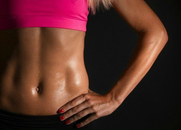 Stomach Vacuuming is the new Crunch!
