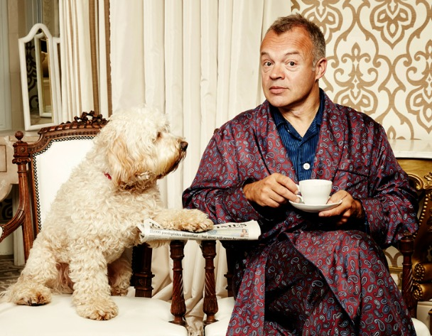 The Graham Norton Show is back!