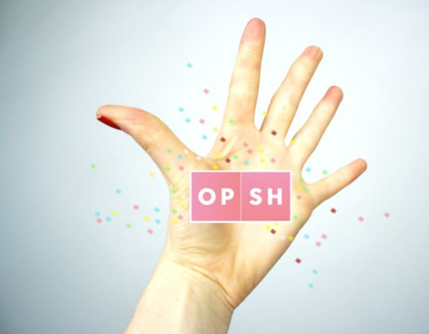 OPSH: the new way to online shop