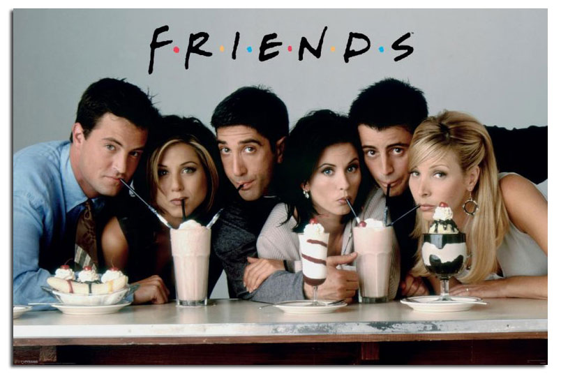 Friends Tv Show Quotes About Friendship Stunning Top 10 Friends Quotes  Average Janes Blog
