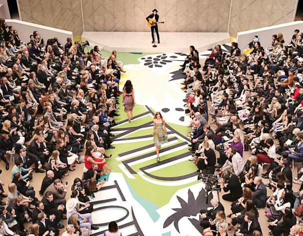 Burberry launches Apple Music channel