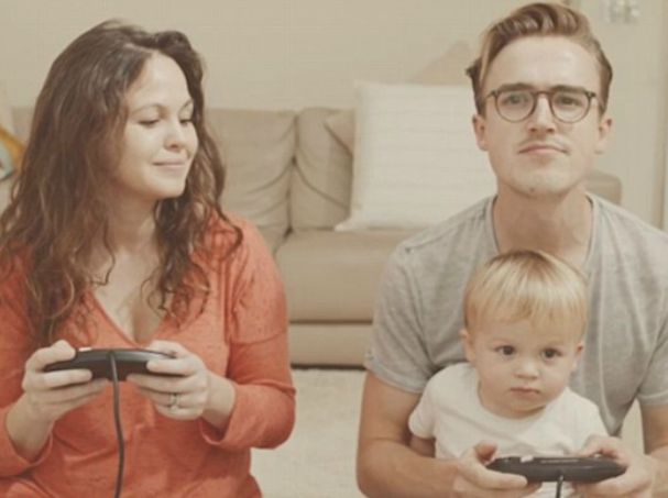 Tom Fletcher announces exciting baby news with cute video!