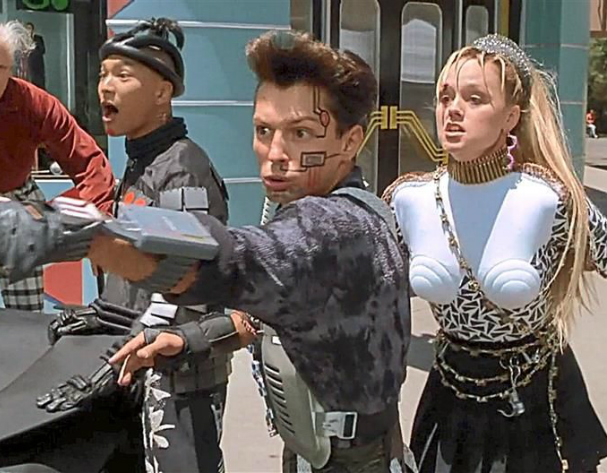 Image result for back to the future fashion trends
