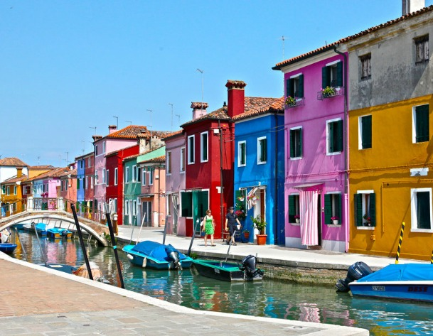 6 Colourful Cities in Europe