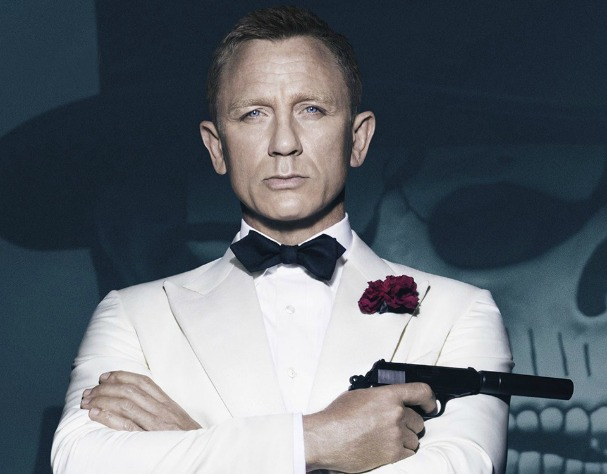 Daniel Craig bids farewell to 007