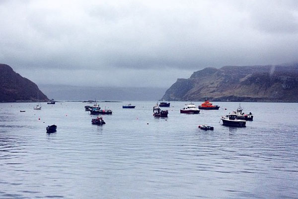 Boats - Isle of Skye