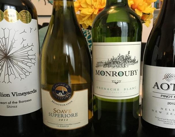 The Grape Club: wine-derful