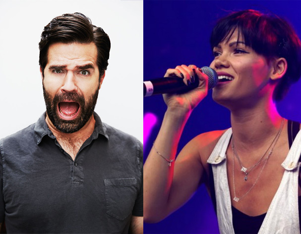 Spotlight On: Rob Delaney & Sinead Harnett