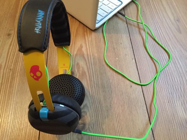 Skullcandy Grind headphones for women