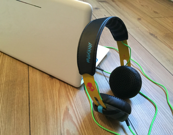 Tech Stars: Skullcandy Grind Headphones