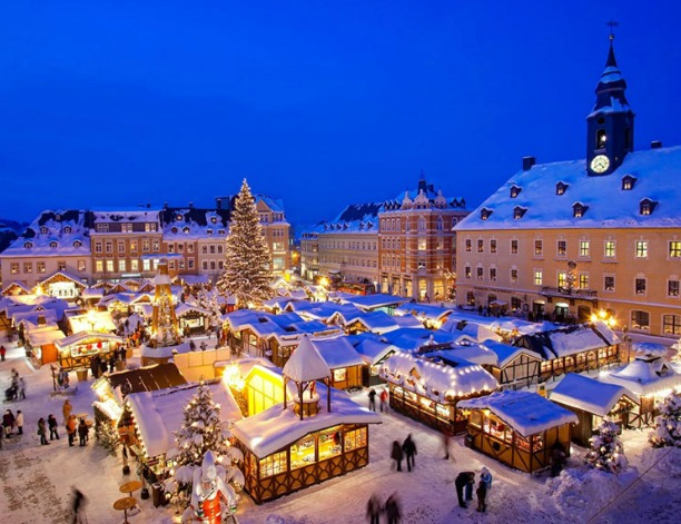 Christmas Markets Abroad