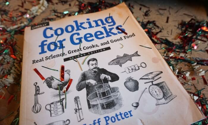 Cooking for Geeks Christmas gift guide