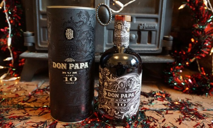 Don Papa Rum Christmas Present - 2015 Gift Guide
