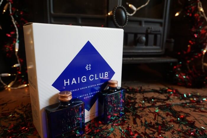 Haig Club Christmas Present - 2015 Gift Guide