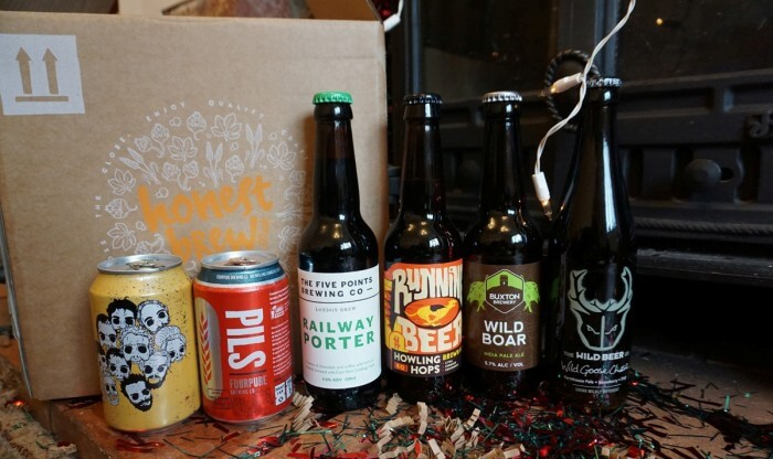 Honest Brew Christmas Present - 2015 Gift Guide
