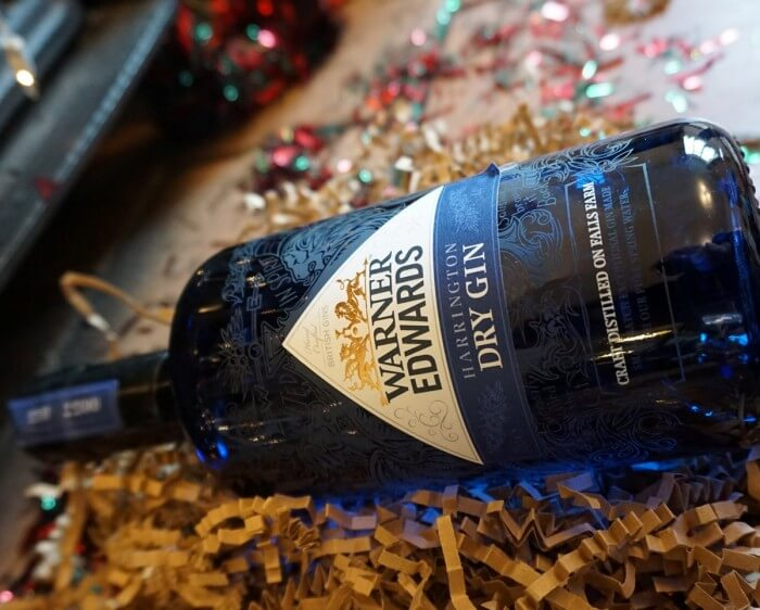 Warner Edwards Gin Christmas Present - 2015 Gift Guide