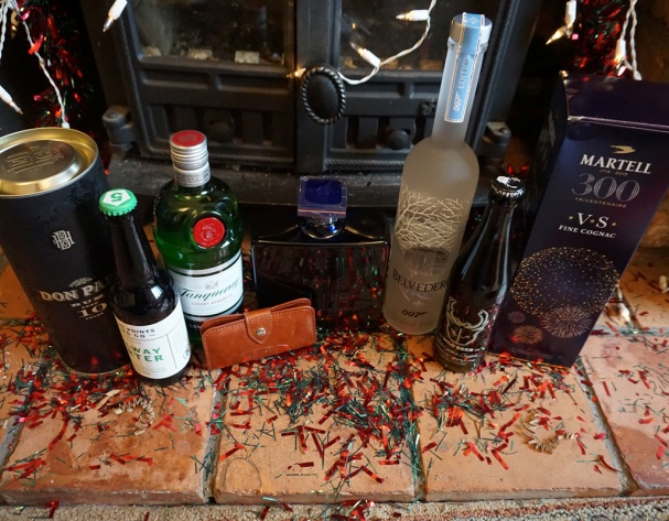 What your Boyfriend really wants for Christmas: Booze