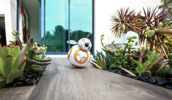 Christmas gift guide BB-8 Interactive Toy