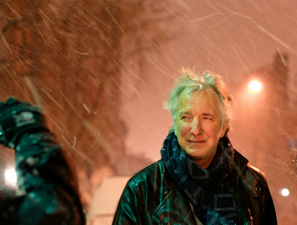 Alan Rickman acclaimed actor