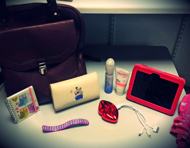 What's in my handbag? - Holly