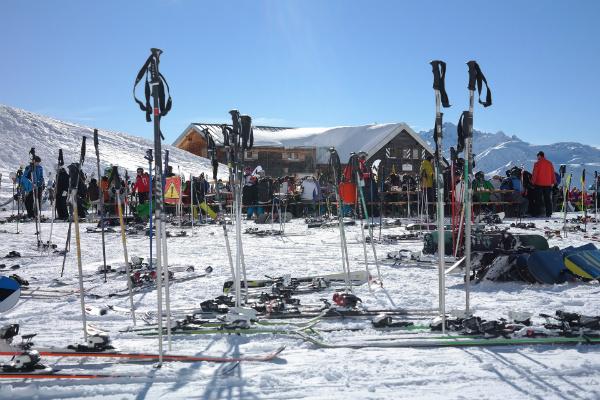 Apres-Ski skincare products