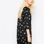 Asos star dress