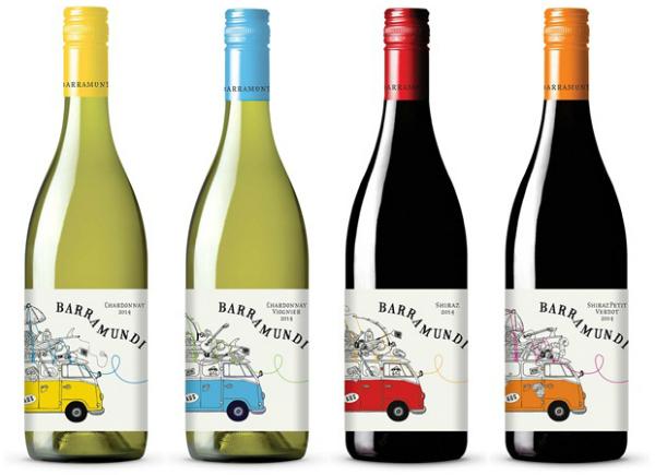 Barramundi wines Australia