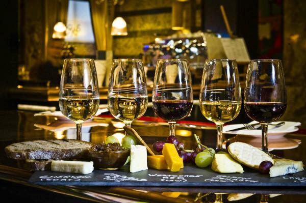 Boyds Grill & Wine Bar - food menu