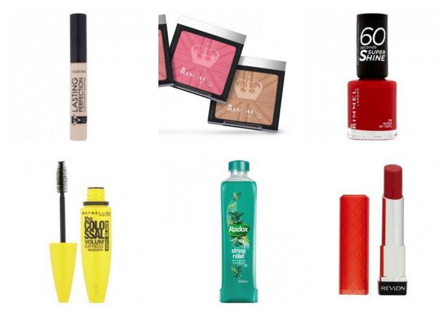 Cheap & Cheerful Beauty Treats