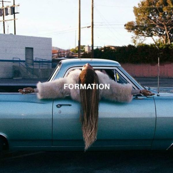 Formation single cover Beyonce