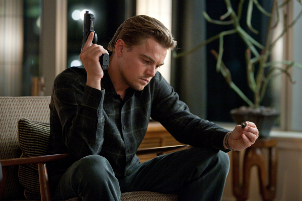 Leo DiCaprio films - Inception