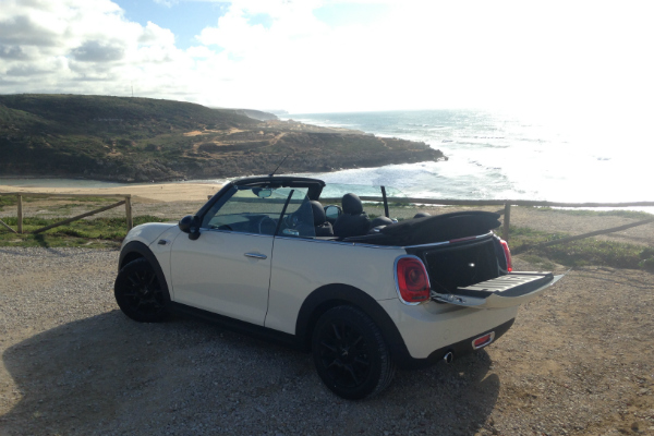 MINI Cooper Convertible test drive