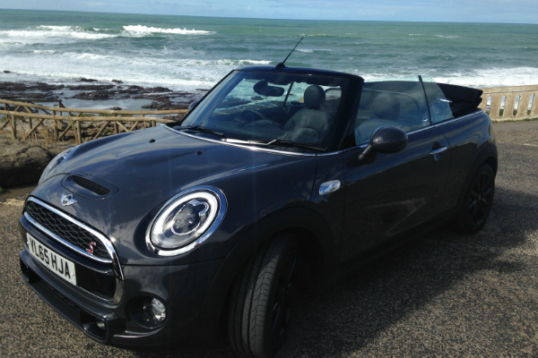 New MINI Convertible Cooper S