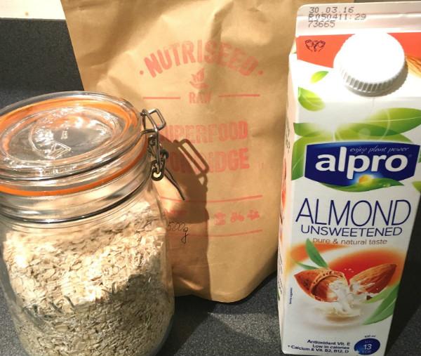 NutriSeed super porridge