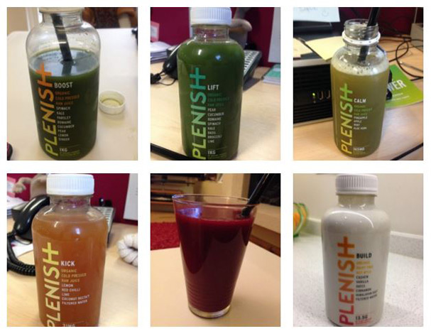 Plenish Juice Cleanse