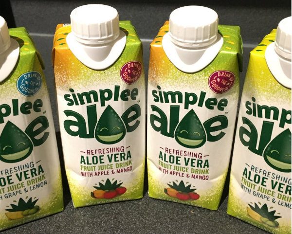 Simplee Aloe juice