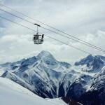 Ski slopes skincare