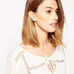 Star cuff earrings Asos