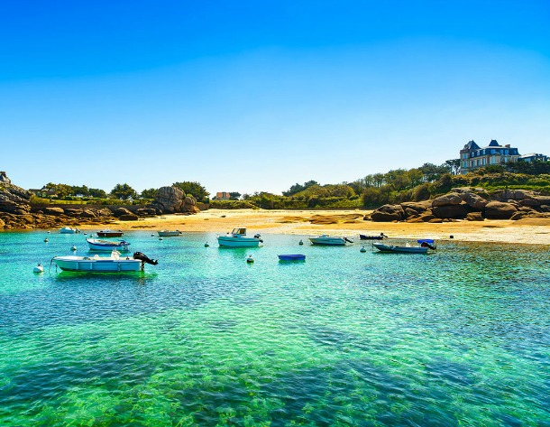 10 beautiful beaches in Europe