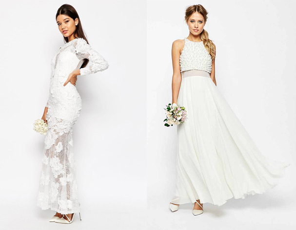 ASOS bridal collection: we do!