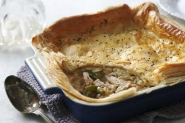 British Pie week - chicken pie